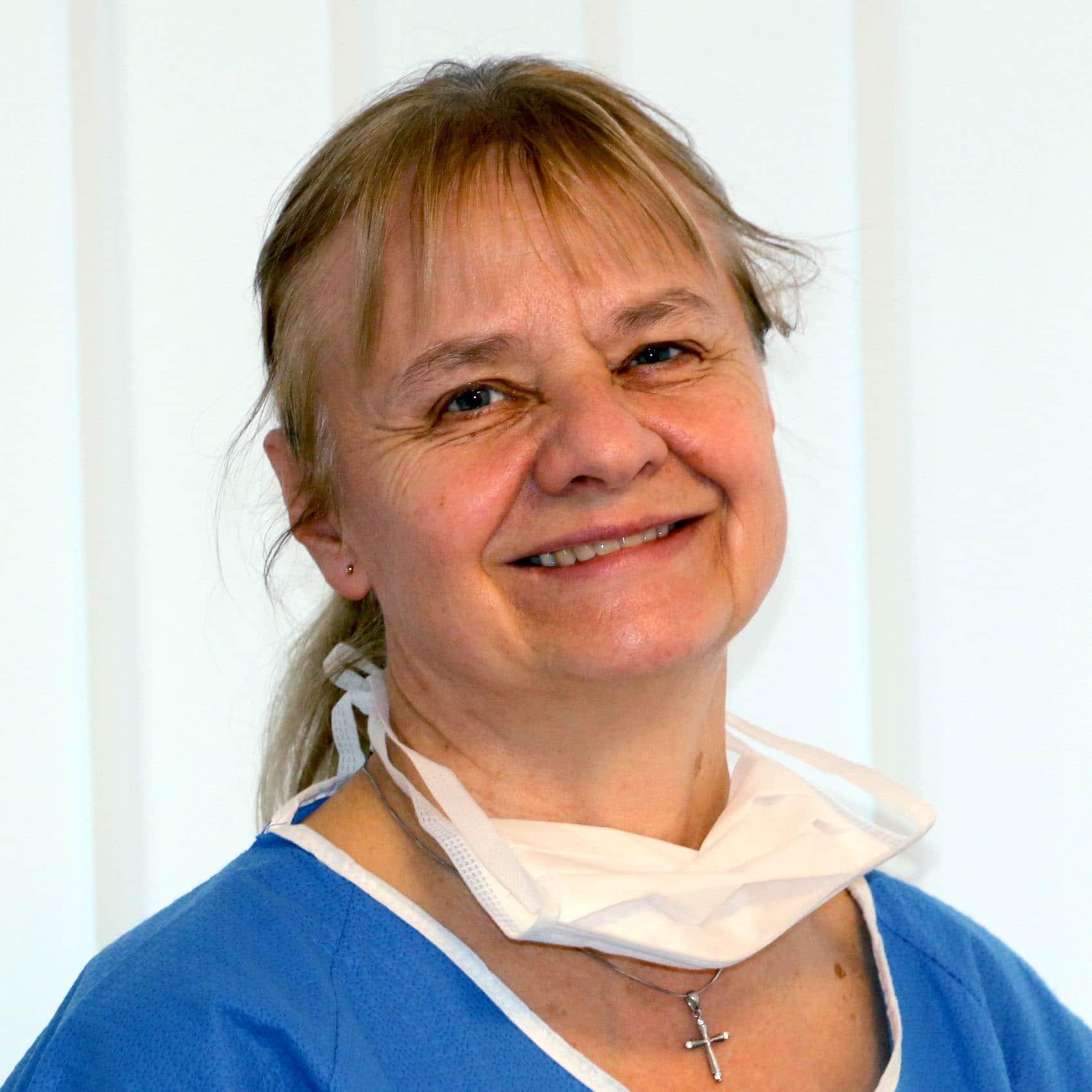 Dr Szűcs Enikő fül-orr-gégész szakorvos